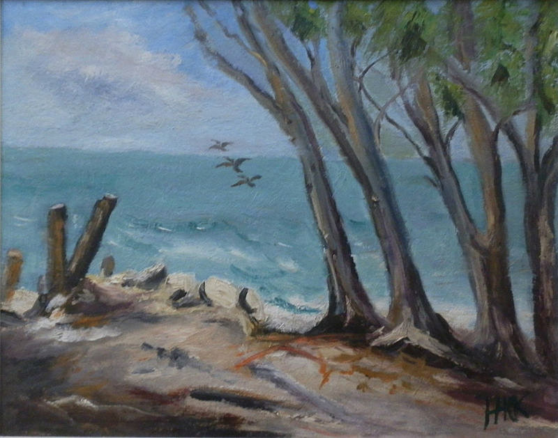 unnamed                 seascape by Kenneth Kilstrom