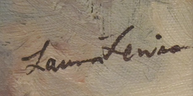 Laura Lewis signature