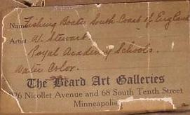 Beard                     Galleries label